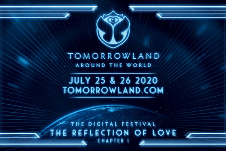 Tomorrowland Around the World, el festival digital 2020