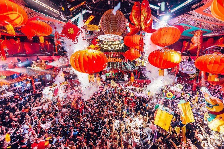 Los mejores festivales techno 2020 España